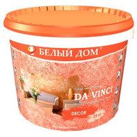 DA VINCI Decor Декоративное акриловое финишное покрытие. 5 кг.