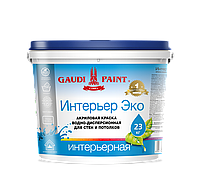 ИНТЕРЬЕР ЭКО Краска интерьерная Водно-дисперсионная 7 кг