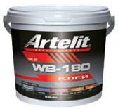 ARTELIT клей универс. для наполных покр. WB-180 (1кг)