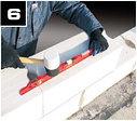 TYTAN EURO Pro Клей для кладки газобетона керамических блоков (870мл), серый, фото 8