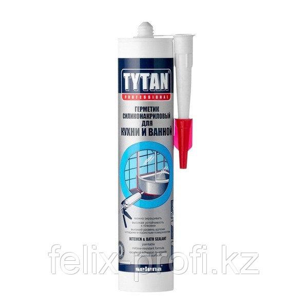 TYTAN герметик для кухни и ванны (310мл) бесцветный