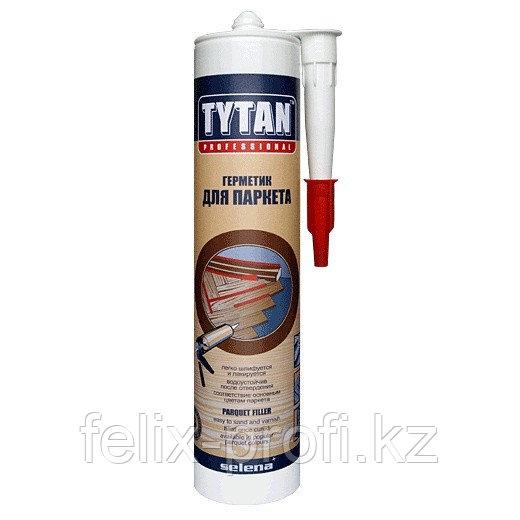 TYTAN герметик для паркета (310 мл) вишня
