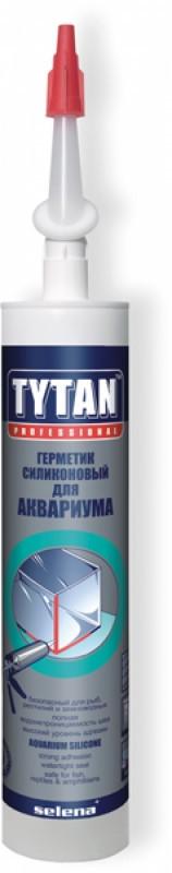 TYTAN герметик для Аквариумов (310 мл) Беcцветный