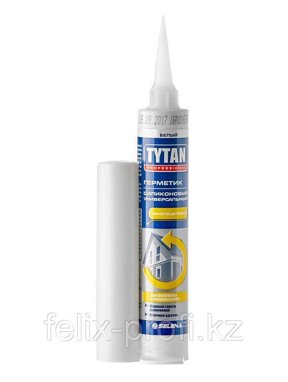 TYTAN силикон универсальный (80мл) белый