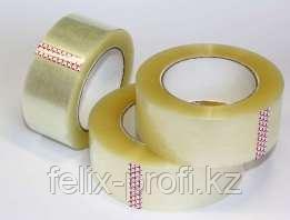 HAUSER лента упаковочная бесцветная 48 мм х 50 м