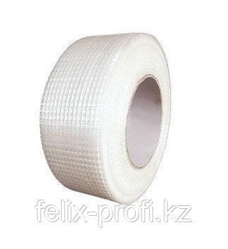 Tytan Professional лента для гипсокартонных плит белая 100мм х 45м