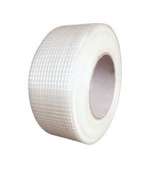 Tytan Professional лента для гипсокартонных плит белая 48мм х 153м