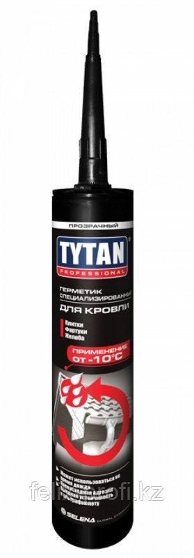 Tytan Professional герметик специализированный для кровли (310 мл) бесцветный