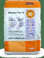 MasterTile 14 (Usta 130)  25 кг, серый клей для керамики