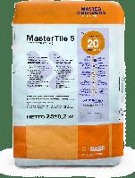 MasterTile 5 (USTA 150) 25 кг. (серый) Клей для тонкослойной кладки газоблоков и пеноблоков
