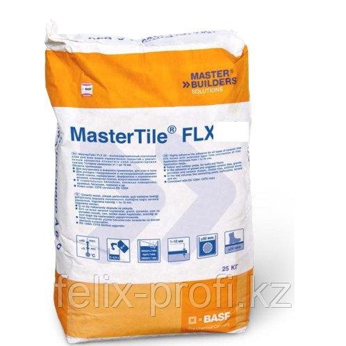 MasterTile FLX 20RP, быстросхватывающийся, саморастекающийся клей, 25кг