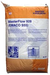 Masterflow 928K/Эмако S 55 ремонтный раствор, 25 кг