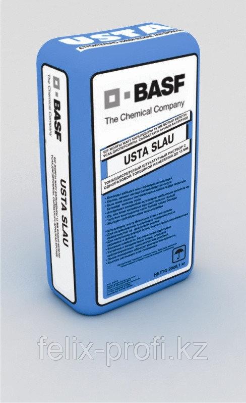 USTA SLAU штукатурка на цементной основе, 20 кг