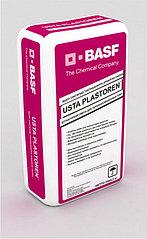 USTA Plastoren, 25 кг, штукатурный раствор на цементной основе