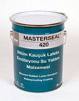 MasterSeal 620 (MASTERSEAL 420) , гидроизоляционное покрытие на битумной основе,20л