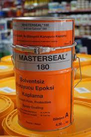 MasterProtect 180 (MASTERSEAL 180),гидроизоляция на основе эпоксидной смолы . 5 кг.