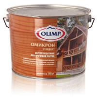 Олимп Омикрон стандарт антисептик рябина, 0,9л