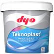 DYO TEKNOPLAST, шелковисто-мат.водоэмульсия 2,5л