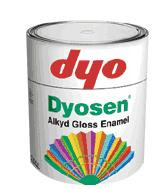 DYOSEN, эмаль алкидная глянцевая 2,5 л