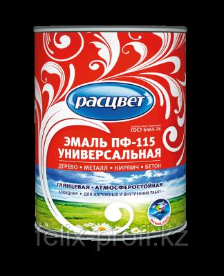 Расцвет  ПФ-115 салатовая 2,7 кг