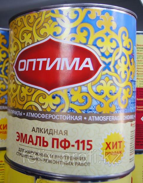 Оптима ПФ-115 шоколадная 2,7кг