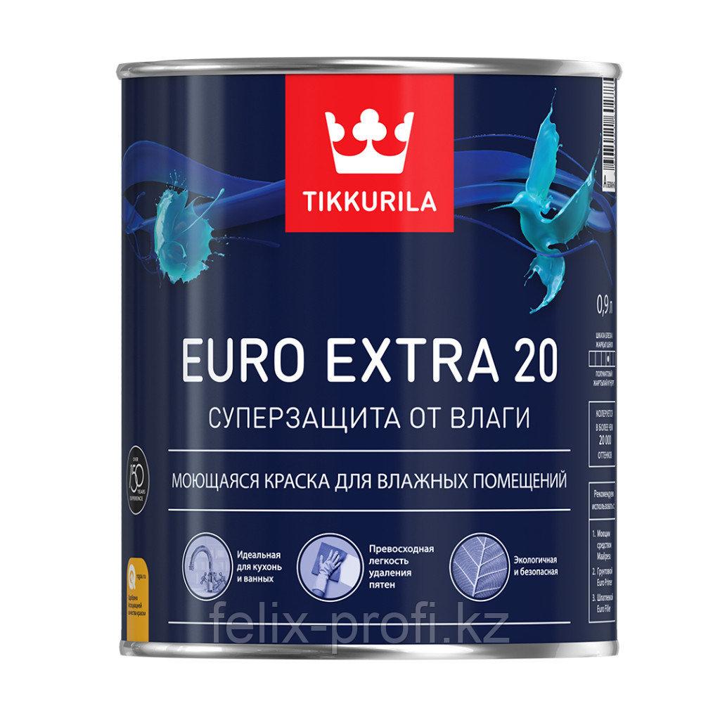 EURO EXTRA 20 С п/мат 2,7л, для влажных помещений