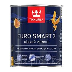 EURO SMART 2VVA гл/мат, 9л, интерьерная