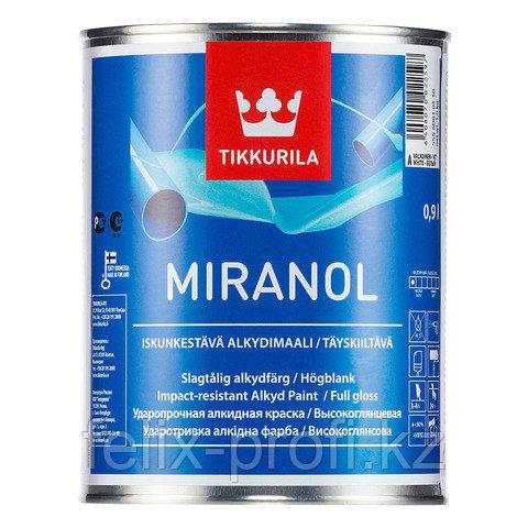 MIRANOL A тиксотропная эмаль 2.7л