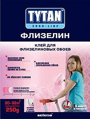 Tytan Euro-Line клей для флизелиновых обоев ФЛИЗЕЛИН (250 г), розовый