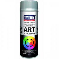 Tytan Professional Краска аэрозольная, черная глянцевая, 400 мл