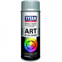 Tytan Professional Краска аэрозольная, черная матовая, 400 мл