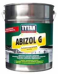 TYTAN ABIZOL G  Битумно-каучуковая мастика, черная 5 кг