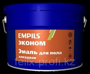 EMPILS Эмаль для пола жёлто-коричневая 200 кг