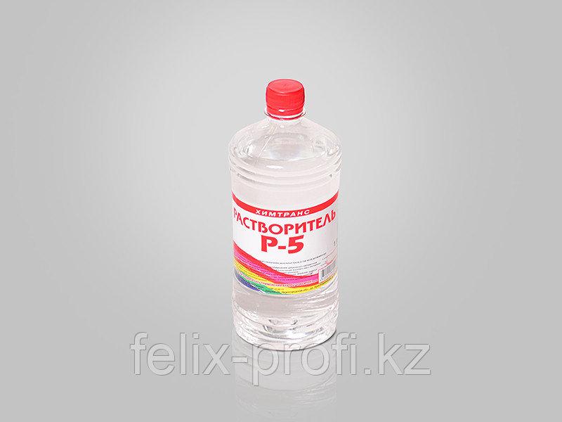 Растворитель Р-5 Бутылка 0,5 л