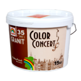 "DECOR GRANIT ""Color Concert"" Р-35 ПИАНО БЛЭК (24)"