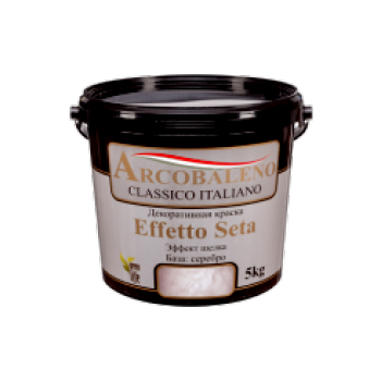 Arcobaleno Effetto Seta AVANTI: База серебро 5кг