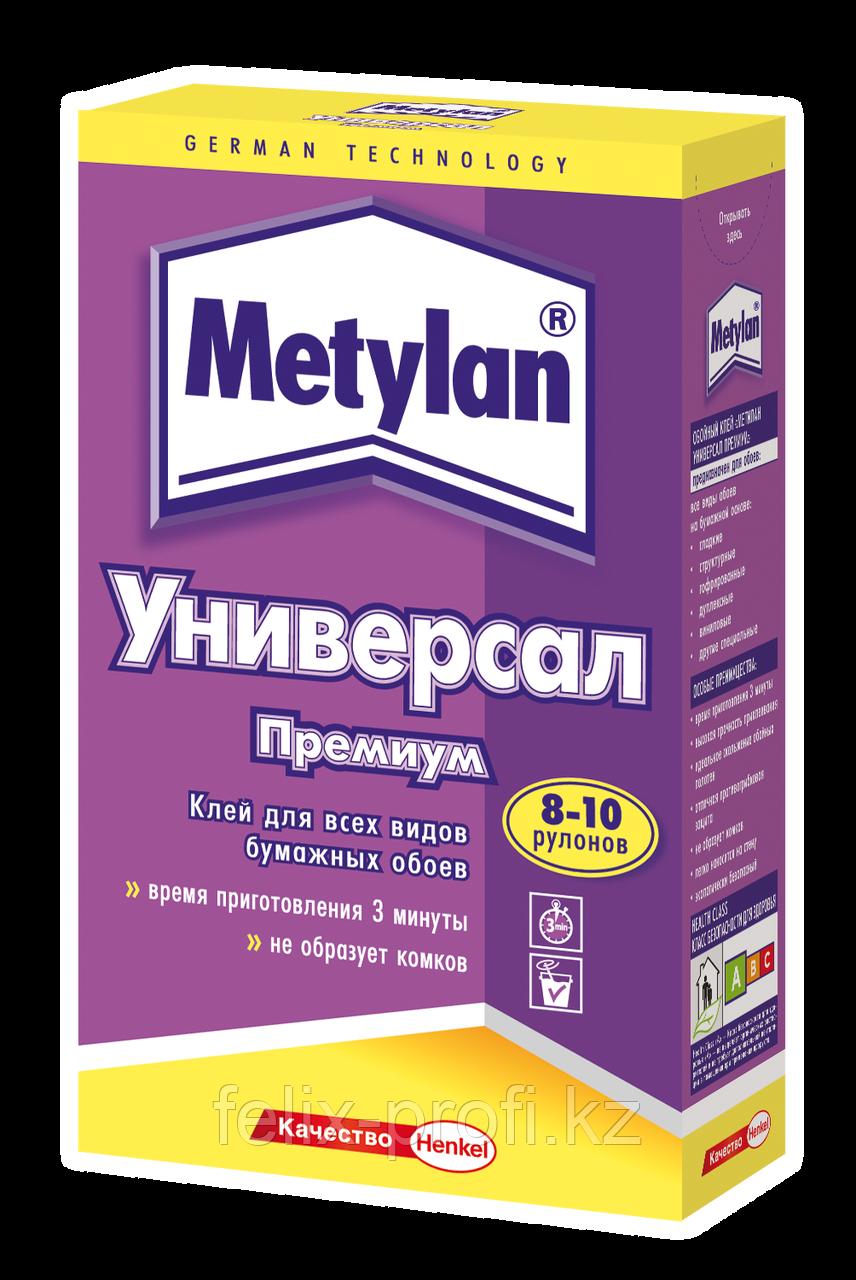 METYLAN Универсал ПРЕМИУМ Обойный клей для всех видов бумажных обоев, 250 г