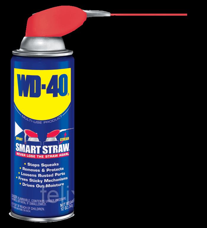 WD-40 Универсальный многоцелевой спрей для тысяч применений, 240 мл, баллон