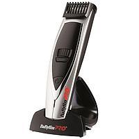 """Машинка """"BaByliss Pro BEARD TRIMMER"""" - для бороды, на подставке, регулируемая насадка. (аккум) fx775e"""