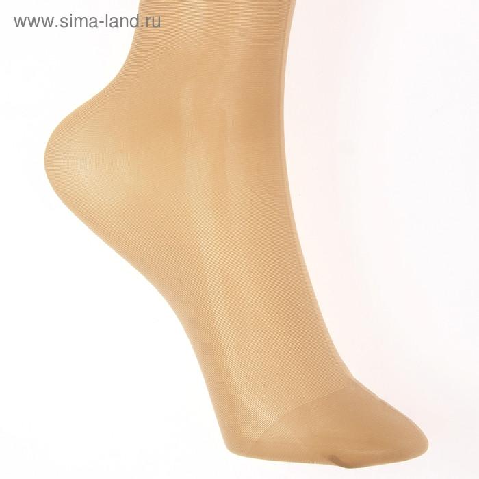 Колготки женские SENSI 40 VITA BASSA, цвет телесный (glace gul), размер 3/M - фото 3