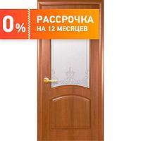Межкомнатные двери Антре, золотая ольха