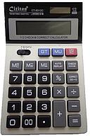 Калькулятор 9312C, 12р Cititon (размер 16.7*10.5см)