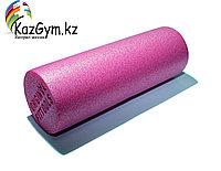 Цилиндр для йоги компактный 30 см EPE розовый (FT-YFMR-30-11-PINK), фото 1