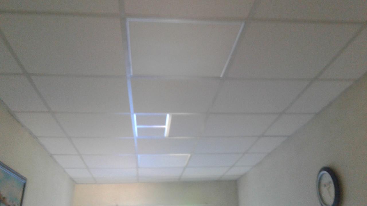 Потолок Армстронг - фото 5