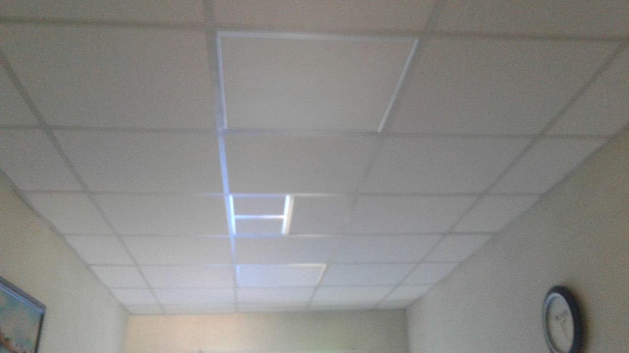 Подвесной потолок - фото 6