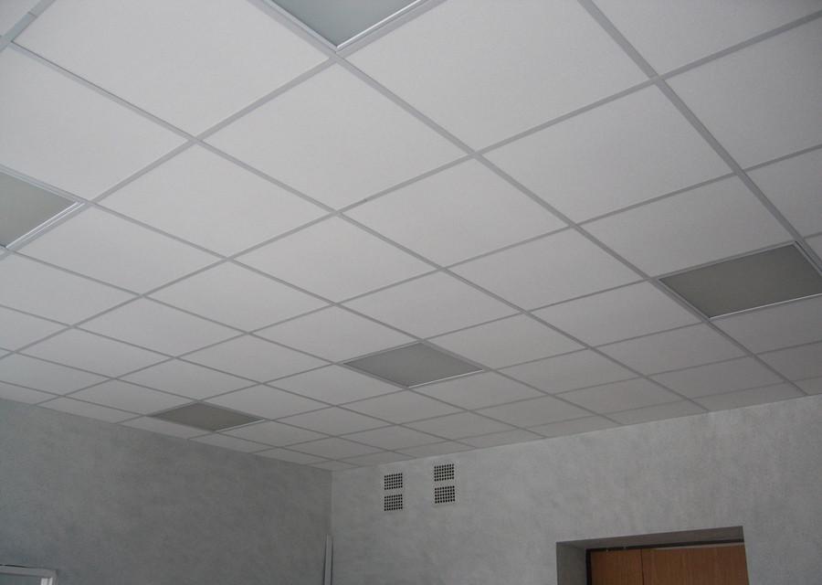 Подвесной потолок - фото 1