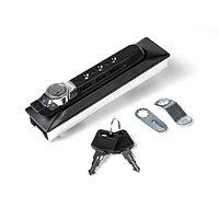 SHIP 701102021 Ручка для шкафа с кодовым замком,Чёрный