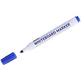 Маркер для белых досок OfficeSpace синий, пулевидный, 2,5мм Код: