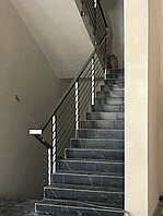 Перила на лестницу в ресторан