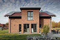 Из чего построить дом — кирпич